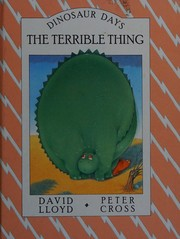 Cover of: The terrible thing