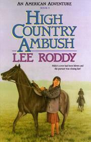 Cover of: High country ambush
