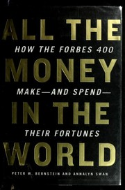 Cover of: All the money in the world