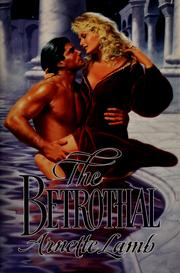 Cover of: The betrothal