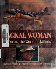 Cover of: Jackal woman: exploring the world of jackals