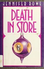 Cover of: Death in store