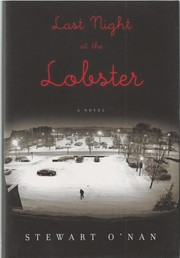 Cover of: Last Night at the Lobster