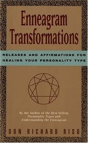 Cover of: Enneagram transformations