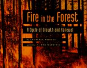 Cover of: Fire in the forest: a cycle of growth and renewal