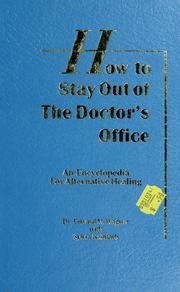 Cover of: How to stay out of the doctor's office