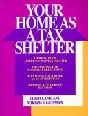 Cover of: Your home as a tax shelter