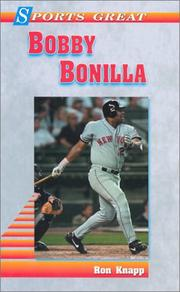 Cover of: Sports great Bobby Bonilla