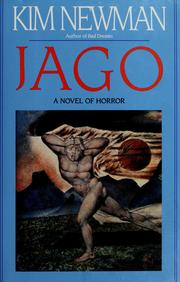 Cover of: Jago