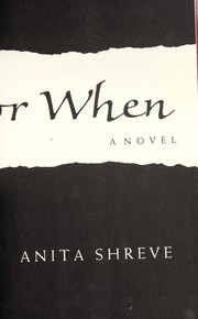 Cover of: Where or when: a novel