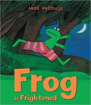 Cover of: Frog is frightened