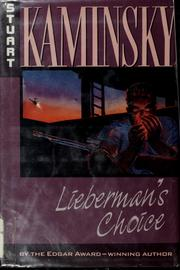 Cover of: Lieberman's choice