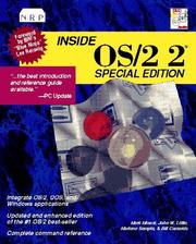 Cover of: Inside OS/2 2, Special Edition
