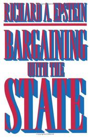 Cover of: Bargaining with the state