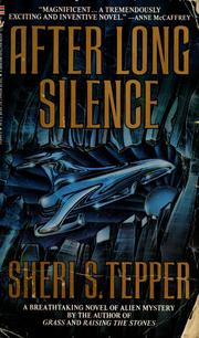 Cover of: After long silence