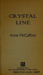 Cover of: Crystal line (Crystal Singer #3)