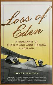 Cover of: Loss of Eden