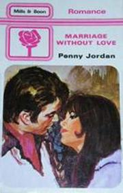 Cover of: Marriage without love