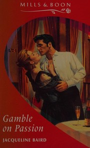 Cover of: Gamble on passion