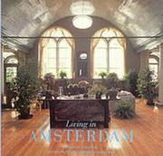 Cover of: Living in Amsterdam