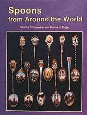Cover of: Spoons from around the world