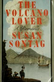 Cover of: The Volcano Lover: A Romance