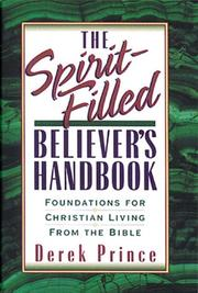 Cover of: The spirit-filled believer's handbook