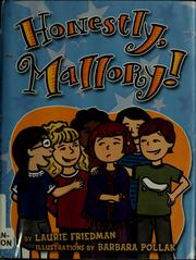 Cover of: Honestly, Mallory!