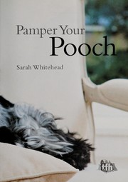 Cover of: Pamper Your Pooch