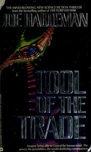 Cover of: Tool of the trade