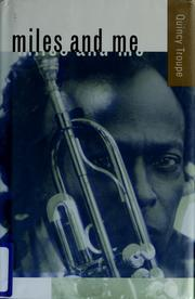 Cover of: Miles and me