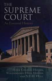 Cover of: The Supreme Court: an essential history