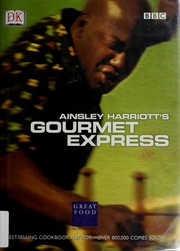 Cover of: Ainsley Harriott's gourmet express