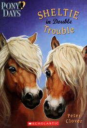 Cover of: Sheltie in double trouble