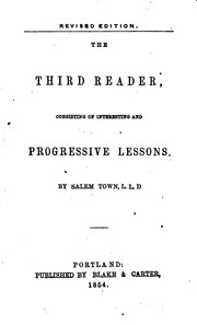Cover of: The third reader