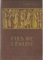 Cover of: Fils de l'église