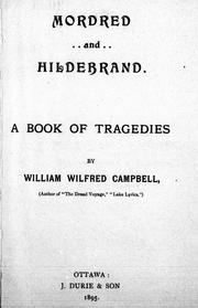 Cover of: Mordred and Hildebrand