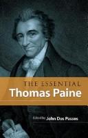 Cover of: The living thoughts of Tom Paine