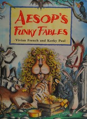 Cover of: Aesop's funky fables