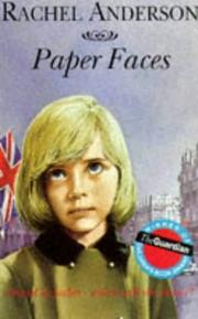 Cover of: Paper faces