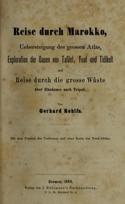 Cover of: Reise durch Marokko