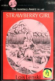 Cover of: Strawberry Girl