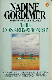 Cover of: The conservationist