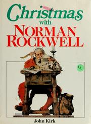 Cover of: Christmas with Norman Rockwell
