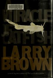 Cover of: A miracle of catfish