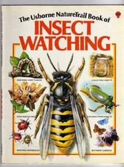 Cover of: Insect watching