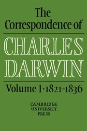 Cover of: The Correspondence of Charles Darwin