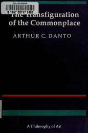 Cover of: The transfiguration of the commonplace