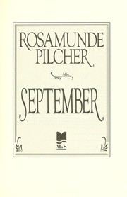Cover of: September