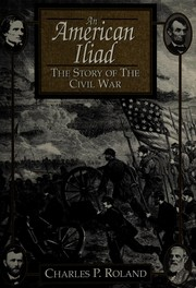 Cover of: An American Iliad